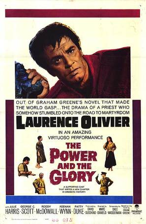The Power and the Glory - Movie Poster (thumbnail)
