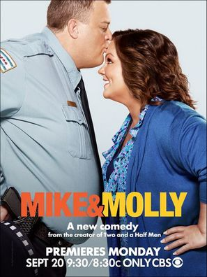 """""""Mike & Molly"""" - Movie Poster (thumbnail)"""