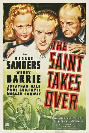The Saint Takes Over - Movie Poster (thumbnail)