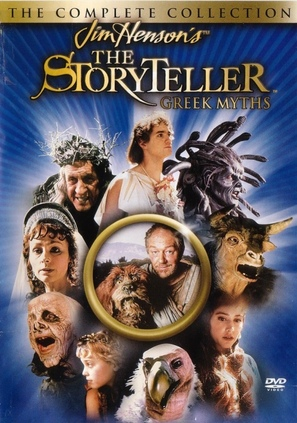 """The Storyteller: Greek Myths"" - poster (thumbnail)"