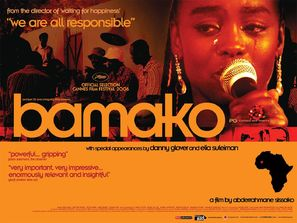 Bamako - British poster (thumbnail)