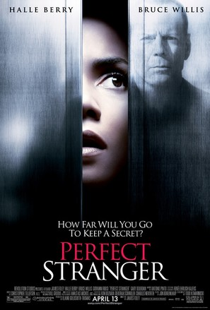 Perfect Stranger - Movie Poster (thumbnail)