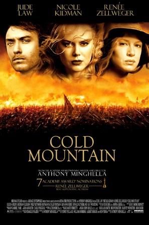 Cold Mountain - Movie Poster (thumbnail)