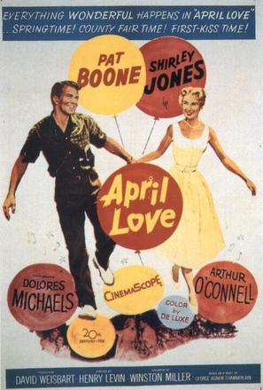 April Love - Movie Poster (thumbnail)