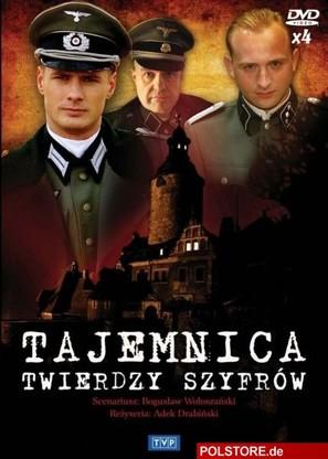 """""""Tajemnica twierdzy szyfrów"""" - Polish DVD cover (thumbnail)"""