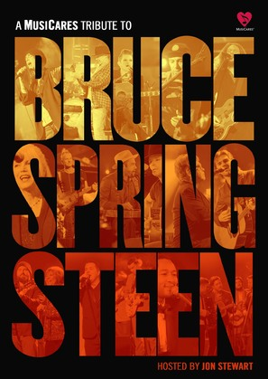 A MusiCares Tribute to Bruce Springsteen - DVD movie cover (thumbnail)