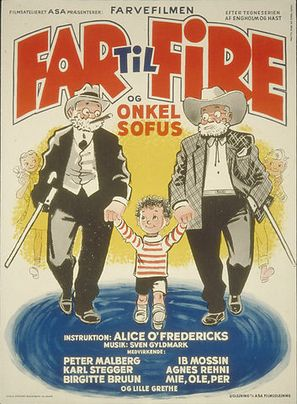 Far til fire og onkel Sofus