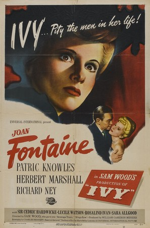 Ivy - Movie Poster (thumbnail)