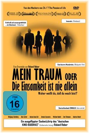 Mein Traum oder Die Einsamkeit ist nie allein - German Movie Cover (thumbnail)