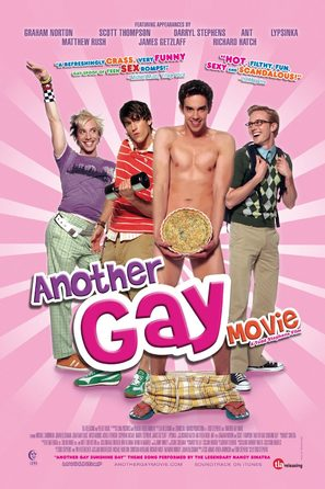Another Gay Movie - Movie Poster (thumbnail)