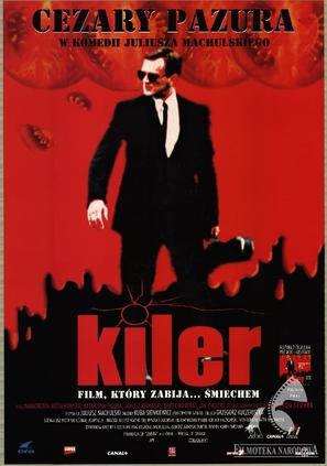Kiler - Polish Movie Poster (thumbnail)