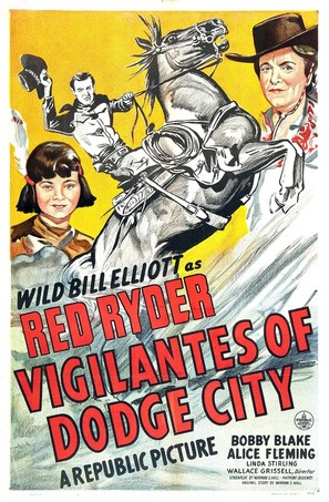 Vigilantes of Dodge City - Movie Poster (thumbnail)