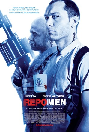 Repo Men - Movie Poster (thumbnail)