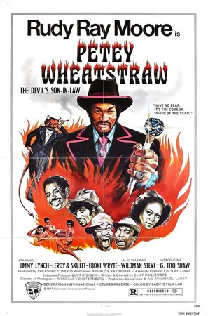 Petey Wheatstraw - Movie Poster (thumbnail)