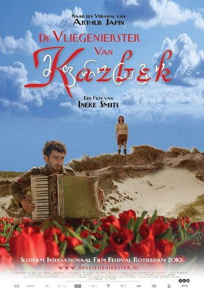 Vliegenierster van Kazbek, De - Dutch Movie Poster (thumbnail)