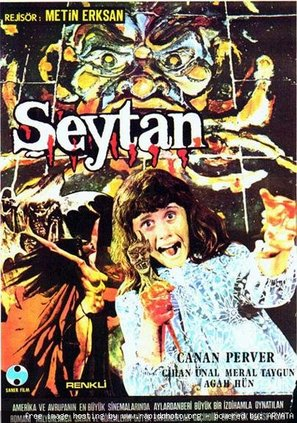 Seytan - Turkish Movie Poster (thumbnail)
