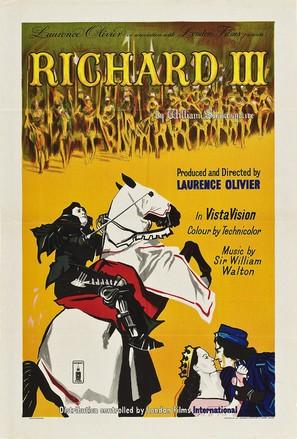 Richard III - British Movie Poster (thumbnail)