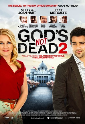 God's Not Dead 2 - British Movie Poster (thumbnail)