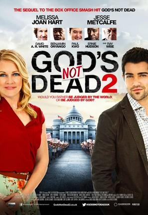 God's Not Dead 2 - British Movie Poster (thumbnail)