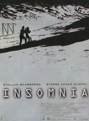 Insomnia - French Movie Poster (thumbnail)
