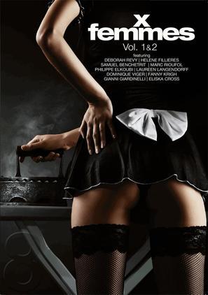 """X Femmes"" - DVD cover (thumbnail)"