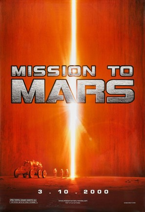Mission To Mars - Movie Poster (thumbnail)