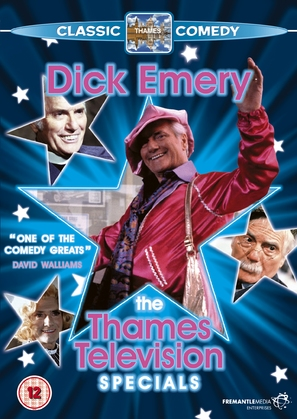 """""""The Dick Emery Show"""" - British Movie Cover (thumbnail)"""