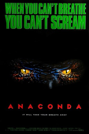 Anaconda - Movie Poster (thumbnail)