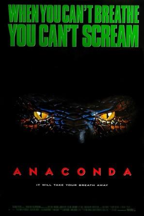 Anaconda - Movie Poster (thumbnail)