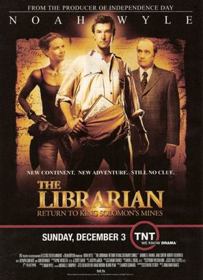 The Librarian: Return to King Solomon's Mines - Movie Poster (thumbnail)