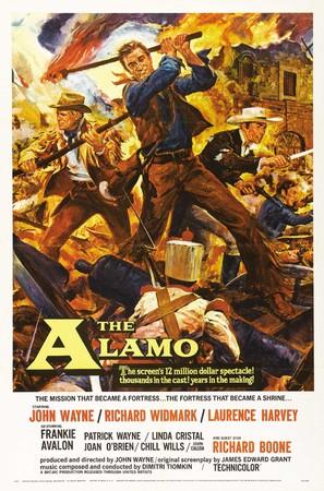 The Alamo - Movie Poster (thumbnail)