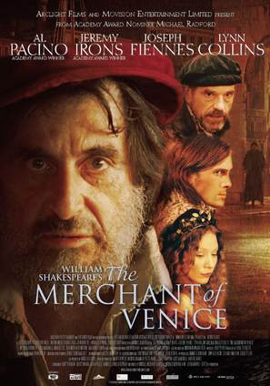 The Merchant of Venice - Movie Poster (thumbnail)