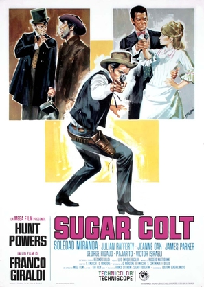 Sugar Colt - Italian Movie Poster (thumbnail)
