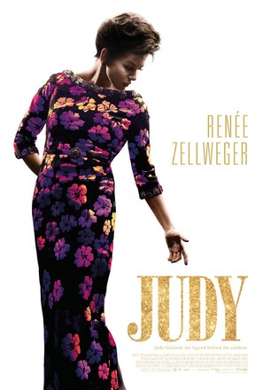 Judy - British Movie Poster (thumbnail)