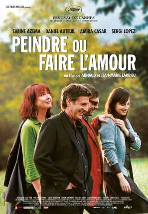 Peindre ou faire l'amour - Swiss Movie Poster (thumbnail)