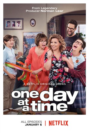 """""""One Day at a Time"""" - Movie Poster (thumbnail)"""