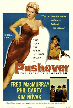 Pushover - Movie Poster (thumbnail)