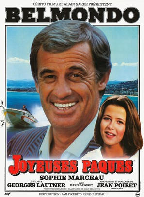 Joyeuses Pâques - French Movie Poster (thumbnail)