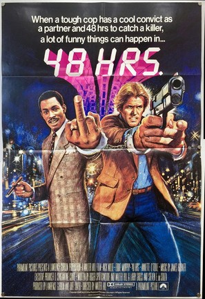 48 Hours - Movie Poster (thumbnail)