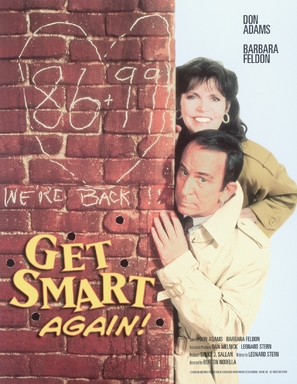 Get Smart, Again! - Movie Poster (thumbnail)