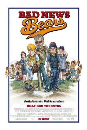 Bad News Bears - Movie Poster (thumbnail)