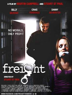 Freight - Movie Poster (thumbnail)