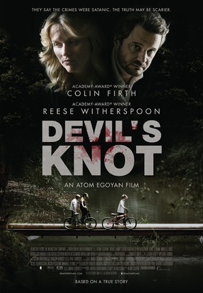 Devil's Knot - Canadian Movie Poster (thumbnail)