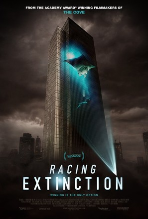 Racing Extinction - Movie Poster (thumbnail)