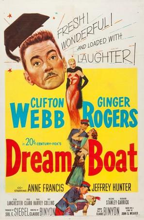 Dreamboat - Movie Poster (thumbnail)