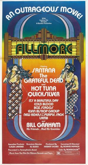 Fillmore - Movie Poster (thumbnail)