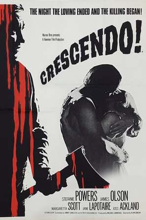 Crescendo - British Movie Poster (thumbnail)