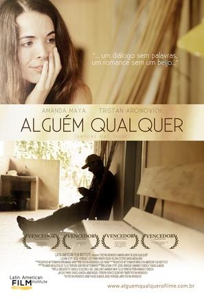 Alguém Qualquer - Brazilian Movie Cover (thumbnail)