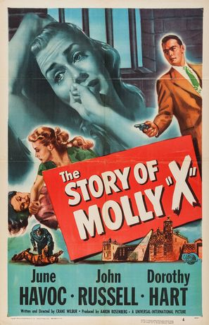 The Story of Molly X - Movie Poster (thumbnail)