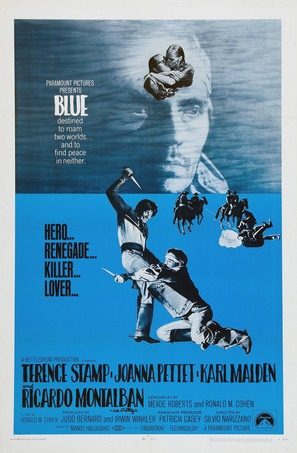 Blue - Movie Poster (thumbnail)